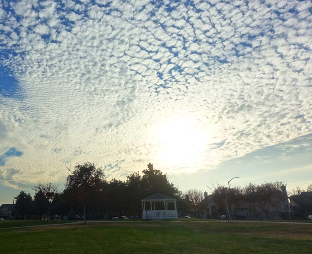 california clouds, sunset, cloudy sky, late autumn sky, cloud formations