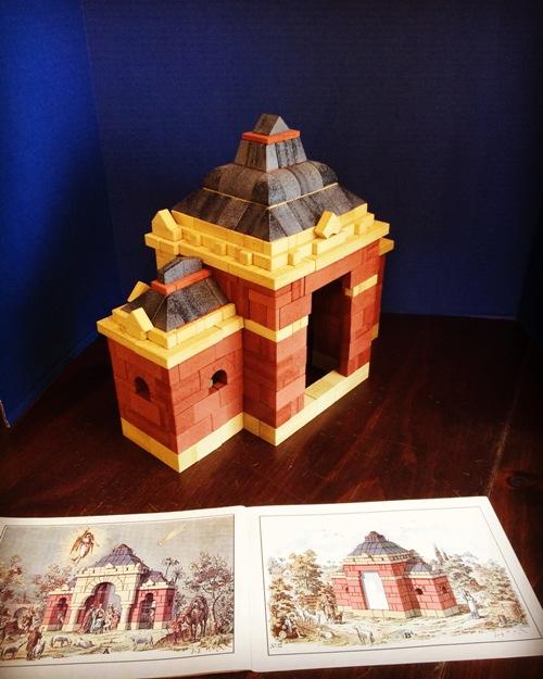 ankerstein, nativity scene, nativity, building blocks, christmas