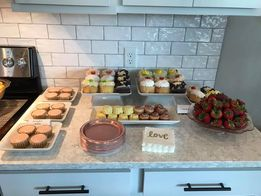 dozen, vegan cupcakes, food