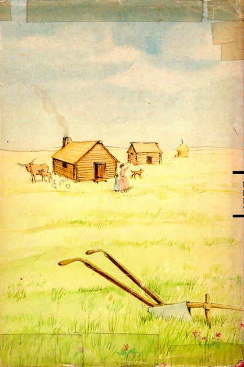 little house, rose wilder lane, shanty, dakota