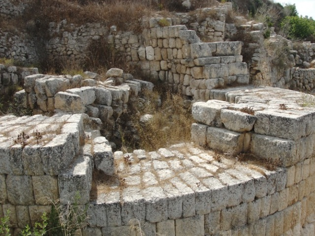 samaria, remains, hellenistic
