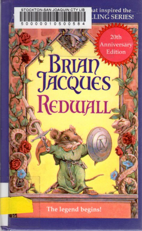 redwall, brian jacques, netflix, book series, animated, anthropomorphic