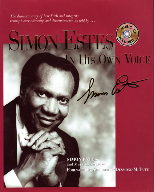 simon estes, opera, black opera singer, Faith, music, centerville Iowa
