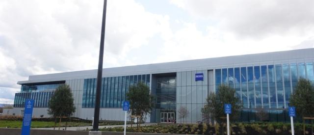 Zeiss Innovation Center, dublin, california, construction, new building, zeiss