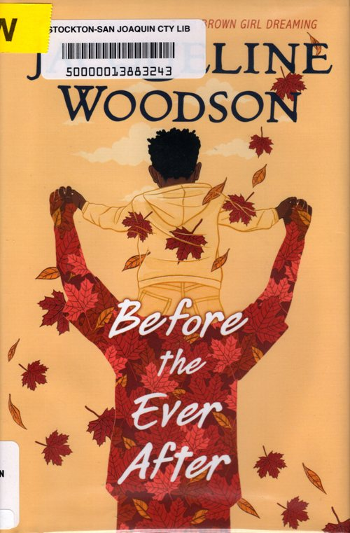 Jacqueline Woodson, before the ever after, poetry