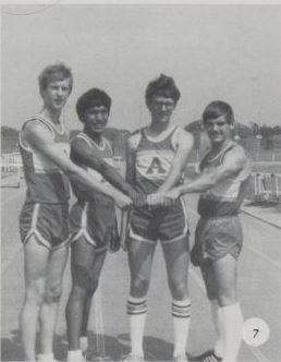 Kansas state track, 3200 meter relay, 2 mile relay, track and field
