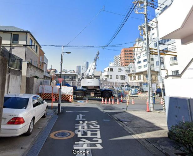 zeiss, tokyo, shinjuku, yotsua, office. google street view, olympics