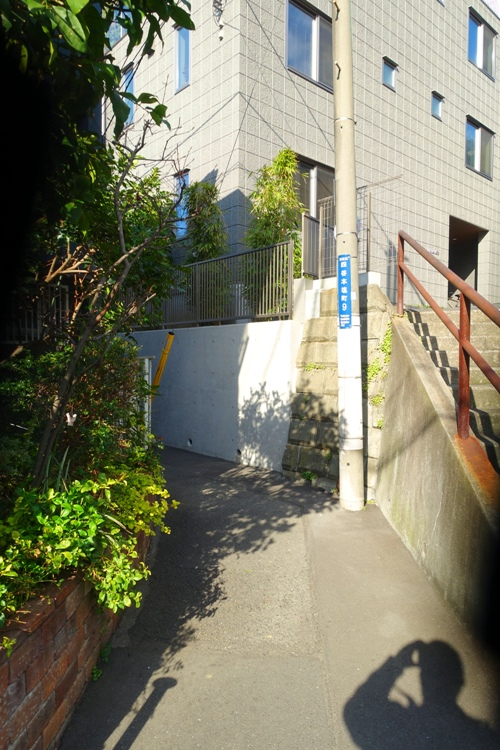 Tokyo, alleys, back way, residential area, Sunday Afternoon Walk