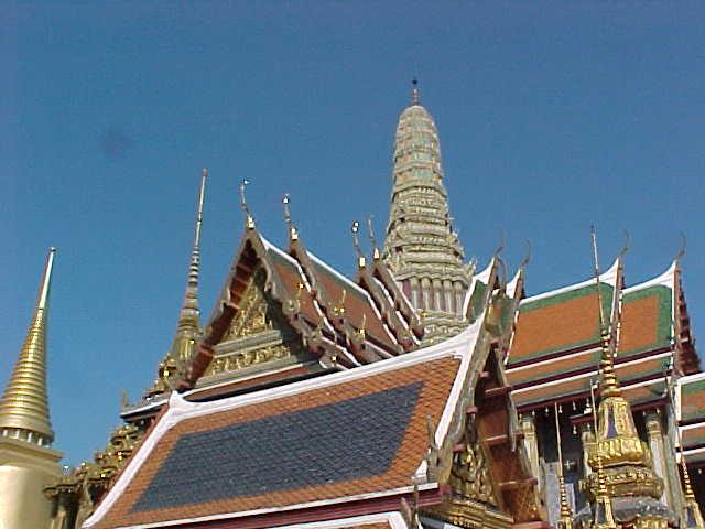 bangkok temples, thailand
