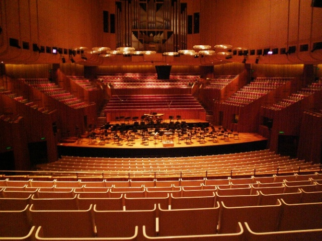 Sydney Opera House, Sydney, opera, Down Under, Inside the Opera House