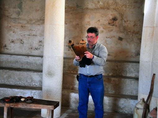 Nazareth, scroll, reading, synagogue